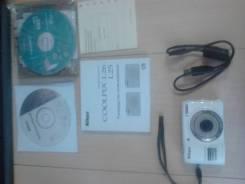 Nikon Coolpix L25. 10 - 14.9 Мп, зум: 5х