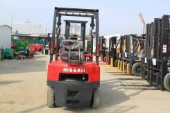 Nissan. Японский вилочный погрузчик PJ01M15, 1 500 кг.