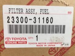 Фильтр топливный. Toyota: Hilux Surf, Tundra, 4Runner, Hilux, Land Cruiser, Land Cruiser Prado, FJ Cruiser, Tacoma, Fortuner Двигатель 1GRFE