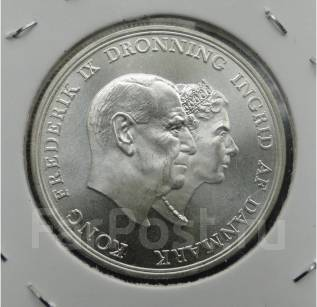 Дания 5 крон 1960 серебро где лежит клад
