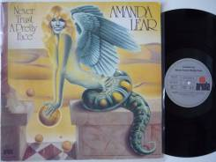 Аманда Лир / Amanda Lear - Never trust a pretty Face - DE LP 1979