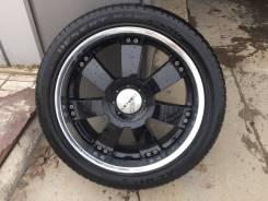 Колеса на Nissan R22 6*114.3. 9.0x22 6x114.30 ET30 ЦО 66,1мм.