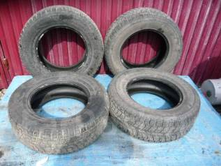Dunlop Grandtrek SJ6. Зимние, без шипов, 2009 год, износ: 20%, 4 шт