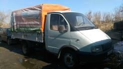 ГАЗ 33021. Продается газель тент борт 3302 2000года, 2 445 куб. см., 1 500 кг.