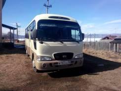 Hyundai County. Автобус , 3 900 куб. см., 26 мест