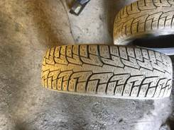 Hankook Winter i*Pike RS W419. Зимние, шипованные, 2014 год, износ: 20%, 3 шт