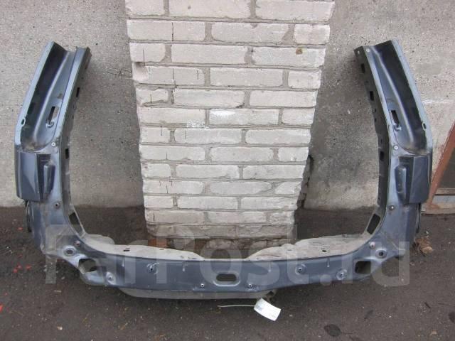 Форд фьюжн задняя панель