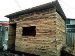 Продам бытовку с деревянных брусков толщина стены 7-8см