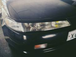 Накладка на фару. Toyota Corolla Ceres, AE100