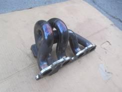 Коллектор выпускной. Nissan Silvia, S13, S14, S15 Nissan 180SX Двигатель SR20DET