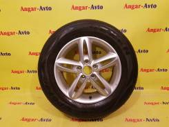 Одно колесо для SsangYong Actyon R16 Nexen Classe Premierec CP 672A. 6.5x16 5x112.00 ET39.5 ЦО 66,1мм.