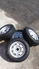 Продам Комплект колес зимних резина Continetal Ice Contact HD 175/70. x13 4x98.00
