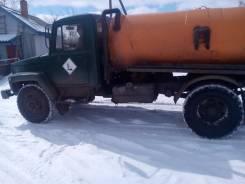 ГАЗ 3307. Газ 3307, 1 800 куб. см., 4,20куб. м.