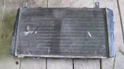 Радиатор охлаждения двигателя. Skoda Felicia
