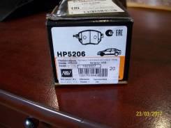 Колодка тормозная. Nissan Murano, PNZ51, TNZ51, Z50 Двигатели: QR25DE, VQ35DE