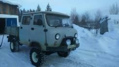 УАЗ 39094 Фермер. Продаётся УАЗ Фермер, 2 890 куб. см., 1 250 кг.