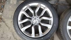 Nissan. 9.0x18, 5x114.30, ET15, ЦО 66,1мм.