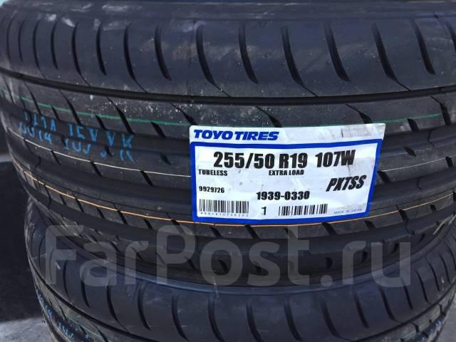 Toyo Proxes T1 Sport SUV. Летние, 2016 год, без износа, 4 шт