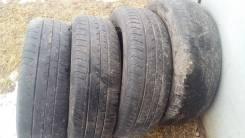 Dunlop SP 31. Летние, 2012 год, износ: 40%, 4 шт
