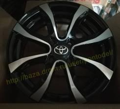 Toyota. 6.0x15, 4x100.00, ET45, ЦО 54,1мм.