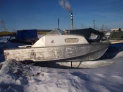 Казанка-2М. Год: 1976 год, длина 5,30м., двигатель подвесной, бензин