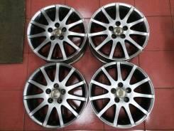 Toyota Crown. 7.0/7.5x17, 5x114.30, ET55/50, ЦО 60,1мм.