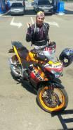 Honda CBR 250R. исправен, птс, с пробегом