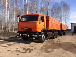 Камаз 65115. зерновоз, 7 000 куб. см., 15 000 кг.