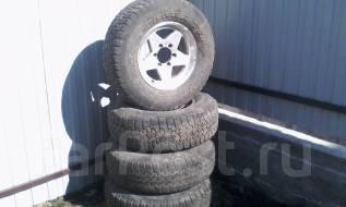 Продаю колеса тойота сурф. x16