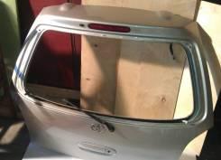 Дверь багажника. Toyota Corolla Spacio, AE111, AE111N Двигатель 4AFE