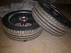 Комплект колес r17 225/50 5*112. 7.0x17 5x112.00 ET45 ЦО 57,1мм.