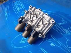 Блок клапанов автоматической трансмиссии. Honda Jazz Honda Fit Aria, LA-GD7, DBA-GD7, LA-GD6, DBA-GD6 Honda Fit, UA-GD2, DBA-GD2, LA-GD1, DBA-GD1, LA...