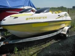 BRP Speedster. Год: 1999 год, длина 5,20м., двигатель стационарный, 220,00л.с., бензин