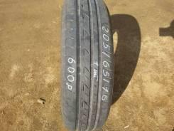 Bridgestone Ecopia PZ-X. Летние, 2012 год, износ: 20%, 1 шт