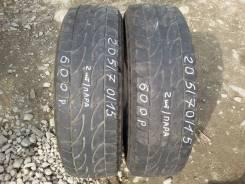 Bridgestone Dueler A/T. Грязь AT, 2009 год, износ: 90%, 2 шт