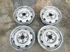 Nissan. x14, 4x110.00, ЦО 64,0мм.