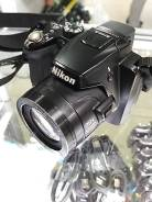 Nikon Coolpix P500. 10 - 14.9 Мп, зум: 12х