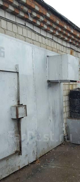 Гаражи капитальные. улица Заводская 1, р-н Амурсталь, 60 кв.м., электричество, подвал. Вид снаружи
