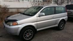 Honda HR-V. автомат, передний, 1.6 (125 л.с.), бензин, 181 391 тыс. км