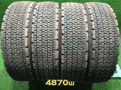 Bridgestone W900. Зимние, без шипов, 2013 год, износ: 20%, 1 шт