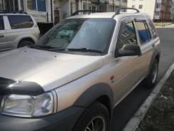 Land Rover Freelander. автомат, 4wd, 2.5 (177 л.с.), бензин, 250 000 тыс. км