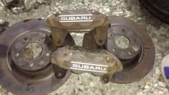 Суппорт тормозной. Subaru Impreza WRX, GC8 Subaru Impreza WRX STI, GC8 Subaru Impreza, GC8