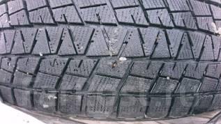 Bridgestone Blizzak DM-V1. Зимние, без шипов, 2015 год, износ: 10%, 4 шт