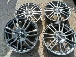 Sibilla next dz-10 R15 + 195/55R15 без износа Bridgestone /Yokohama. 5.5x15 4x100.00 ET50 ЦО 72,0мм. Под заказ