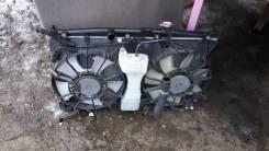 Радиатор охлаждения двигателя. Honda Insight, ZE2 Двигатели: LDA, LDA3