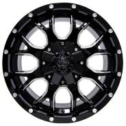 Mayhem Warrior 8015. 7.5x17, 5x108.00, ET45, ЦО 73,1 мм.