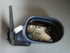 Зеркало заднего вида боковое. Nissan March, K12, BNK12, AK12