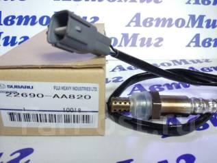 Датчик кислородный. Subaru Forester, SG5 Двигатель EJ203
