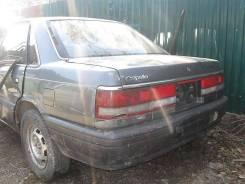 Бампер. Mazda Capella, GD6P Двигатель B6