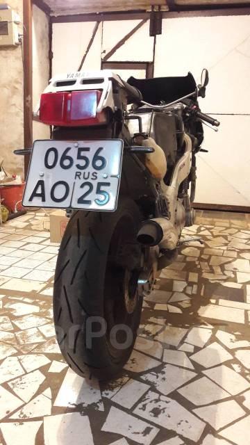 Yamaha FZR 400. 400 куб. см., исправен, птс, с пробегом